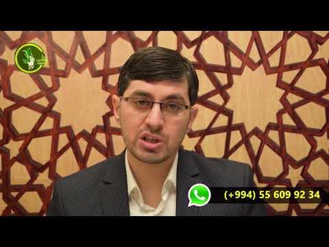 Hacı İlkin Quran elmləri 15 -ci dərs
