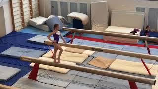 Спортивная гимнастика. 2 разряд. 2 день.
