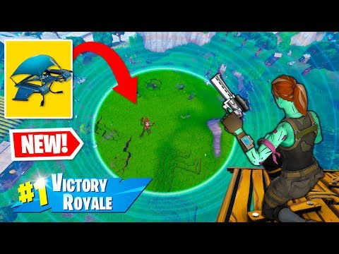 Glider Redeploy item means THE SKY BRIDGE IS BACK!