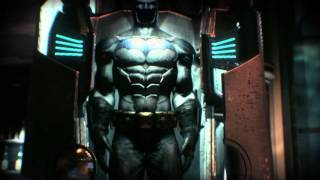 Batman: Arkham Knight | Hidden Batsuit/Gadget Display