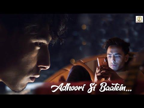 Adhoori Si Baatein [Hindi]   Official Video   Vishal Jaswal   R-Music Series