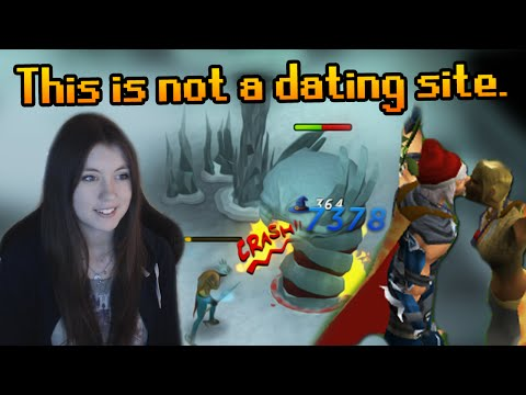 Runescape: This Is NOT a Dating Site?! (w/Facecam)