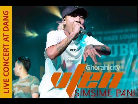 VTEN - SImsime Pani (LIVE CONCERT IN GHORAHI DANG) [HD]