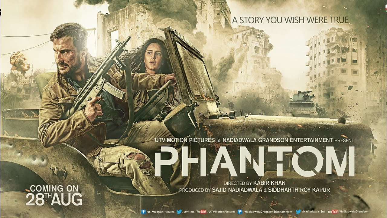 Download Saif Ali Khan & Katrina Kaif New 2020 Action Movie   Bollywood Action Movie New 2020