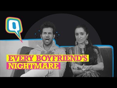 Four Ways To Scare a Guy Away (Ft. Shraddha Kapoor & Rajkummar Rao) | Quint Neon