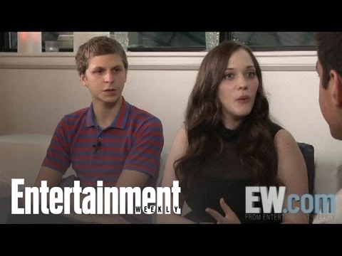 Michael Cera & Kat Dennings Talk 'Nick & Norah's Infinite Playlist' At TIFF  | Entertainment Weekly