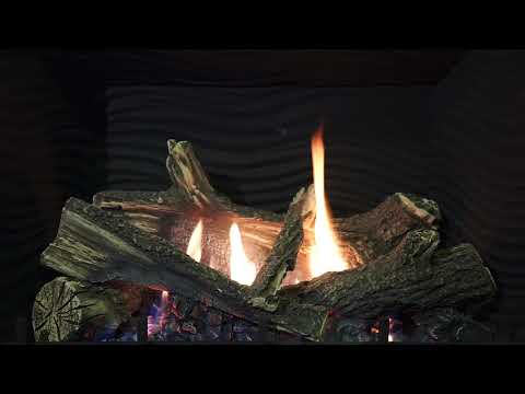 Gas Fireplace - 37 DVTE30LN - Clean Face look