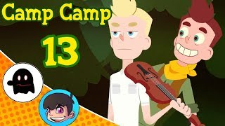 "Camp Camp 2X01 ""Cult Camp"" Reaction - FalconsCrest"