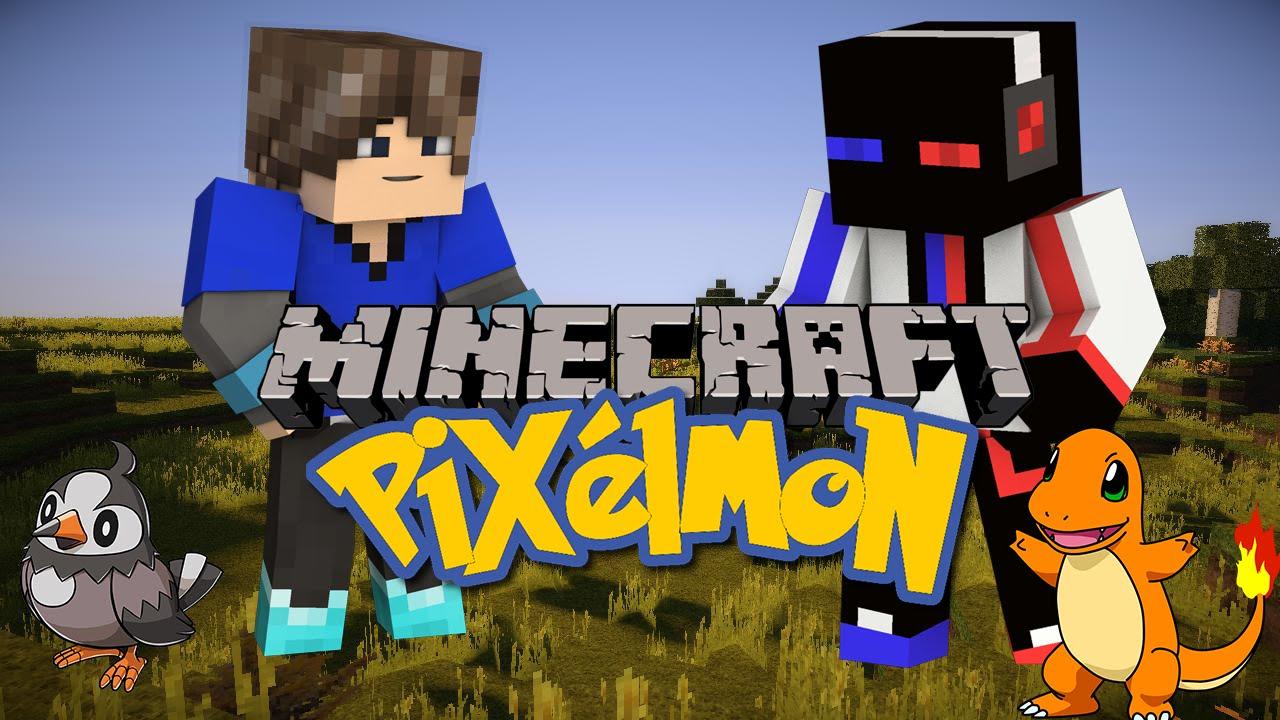 Minecraft pixelmon lets play charmander starly - Pixelmon ep 1 charmander ...