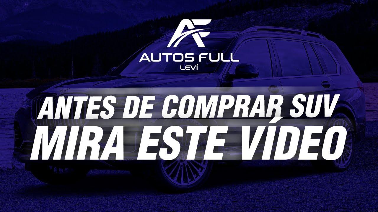 Antes de Comprar SUV Premium MIRA Este Vídeo