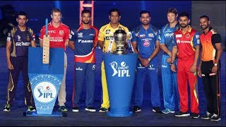 IPL Season Winners List From 2008 to 2017