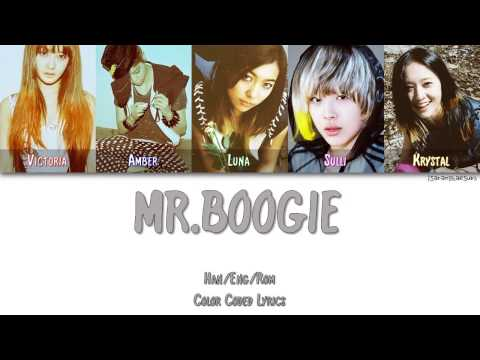F(X) - MR.BOOGIE [Color Coded Han|Rom|Eng]