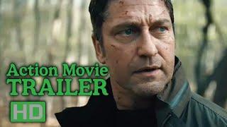Angel Has Fallen (앤젤 해즈 폴른) - Official Trailer (2019) Movie 액션 영화예고편