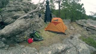 Black Hills Backpacking I South Dakota