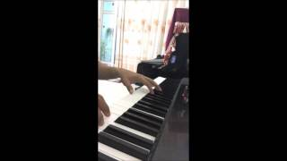 Khúc cảm tạ - piano solo