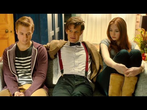The Doctor Kills Some Time   The Power of Three   Doctor Who   BBC