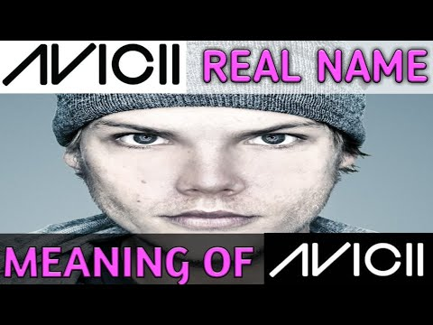 Avicii Name Meaning || Real Name || Buddhism & Sanskrit Meaning ||