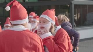 #Sander zoekt het uit: Afl. 14 Santa Run Leimuiden 2018