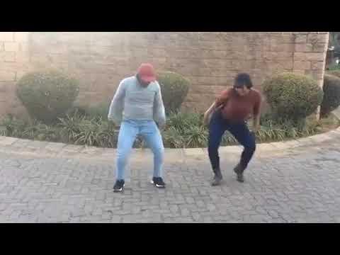 Thol'ukuthi Hey Hey (Dance off)
