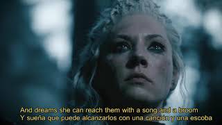 Sarah Hester - Savage Daughter - Sub Español - Lyrics - Lagertha