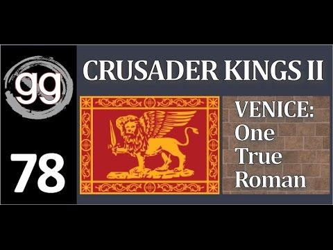 De Jure Drift - Venice: Let's Play Crusader Kings II - Way of Life (78)