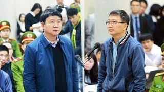 Tuyên án ông Đinh La Thăng và Trịnh Xuân Thanh-Tin Tức Sự Kiện