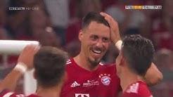 Bastian Schweinsteiger Tor im Abschiedsspiel  Bayern München -  Chicago Fire Highlights