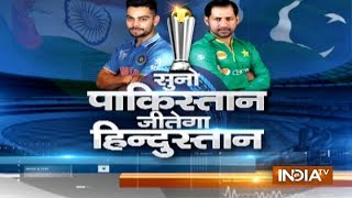 BSF wishes captain Virat for Champions Trophy from Wagah Attari Border