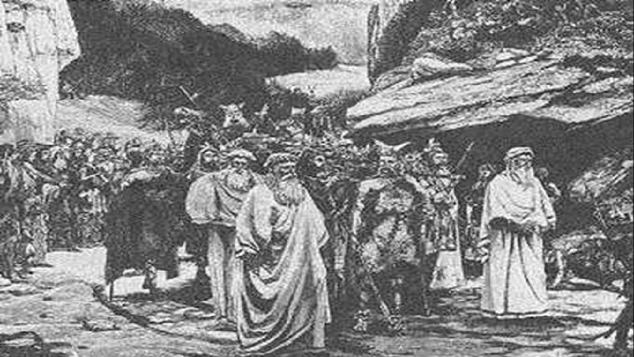 Early Irish Society: The Old Religion and the Druids   Brehon Law Academy