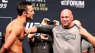 Dana White Trash Talking UFC Fighters... FUNNY