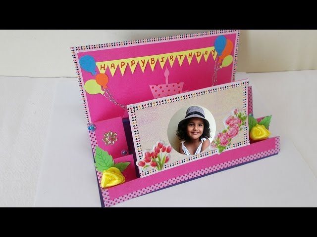 Handmade Gift Ideas How To Make Diy Pop Up Birthday Greeting Card