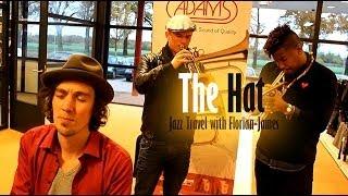 The Hat - Designing trumpets with: Christian Atunde Adjuah (Christian Scott) & Teus Nobel @ Adams