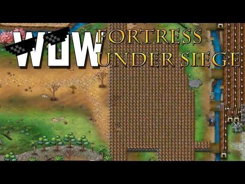 1000 PEASANTS!? | Fortress Under Siege #3