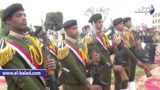 بالفيديو والصور.. محافظ الفيوم ومدير الأمن يحييان العلم احتفالا بعيد الشرطة