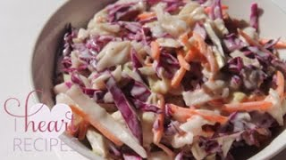 The Best Coleslaw Recipe  - I Heart Recipes