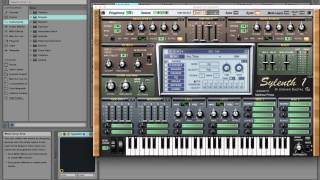 2 Minute Synth Tip - Creating 8Bit Synth Sounds with Sylenth1