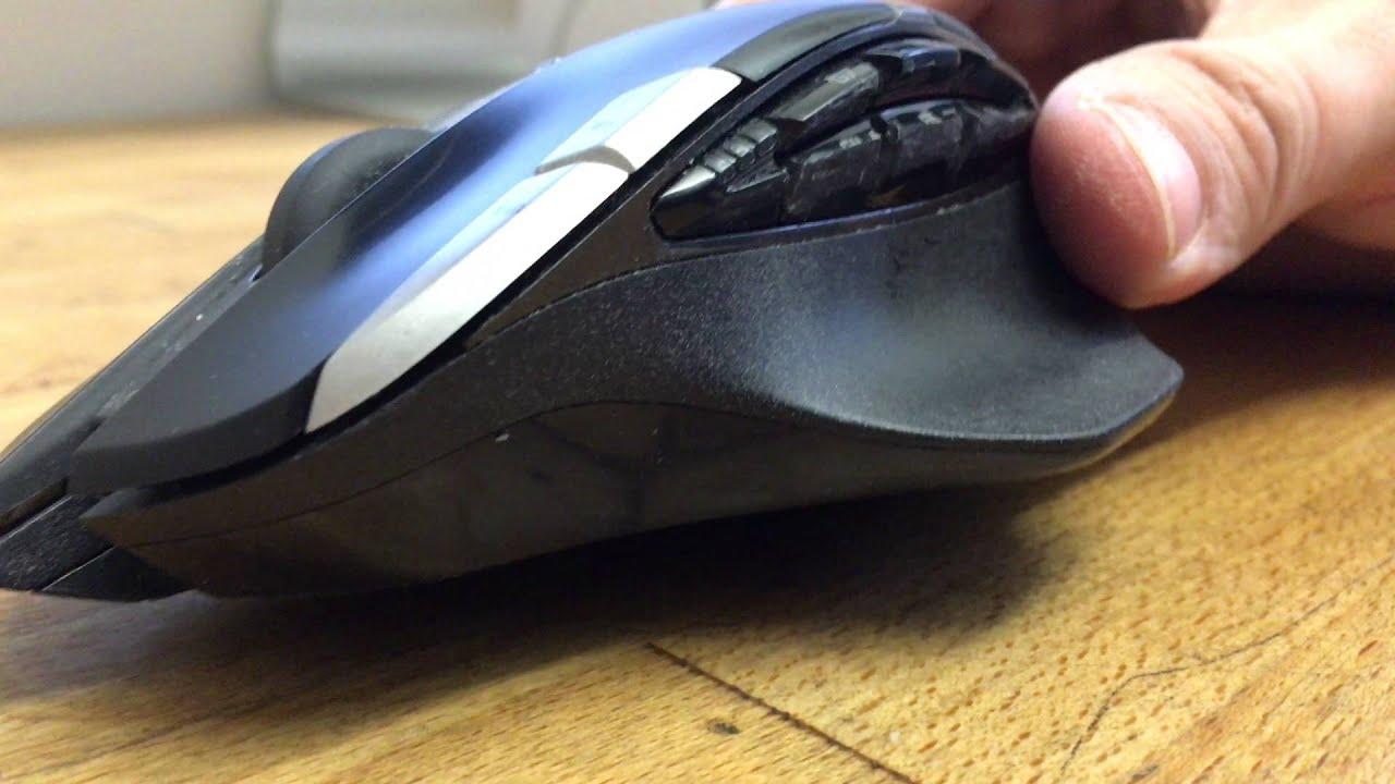 Logitech G602 Button-Mod