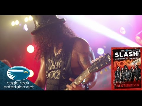 Slash - World On Fire:歌詞+中文翻譯