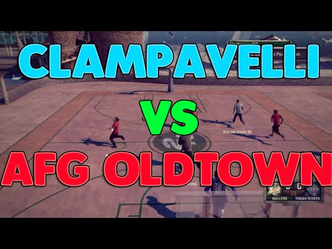 MyPark Tournament   Clampavelli Vs AFG OldTown Division   Game 1