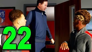 FIFA 18 The Journey 2 - Part 22 - Are We In Trouble Coach?!