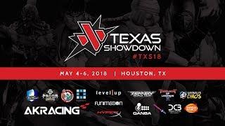 Texas Showdown 2018: Super Street Fighter II Turbo Top 8