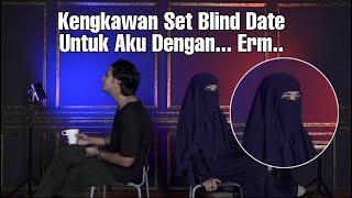 Blind Date 6 vs 1: Dating 6 Orang Dari App, Tapi Jumpa Tak Tengok Muka