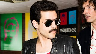 "BOHEMIAN RHAPSODY ""Casting Freddie"" Behind The Scenes Featurette"