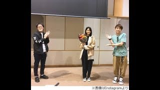 女優の山崎紘菜(26歳)が、5月17日に放送されたラジオ番 組「アインシュタイン・山崎紘菜 Heat & Heart! 」(文化放送)に出演。以前、映画で共演...