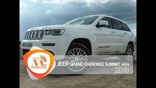 Jeep Grand Cherokee 2018 / Al volante / Prueba dinámica / Review / Supermotoronline.com