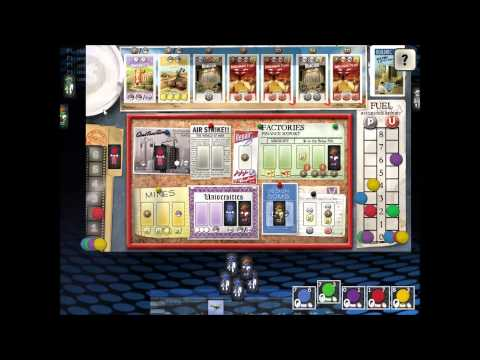 iOSBoardGames Plays The Manhattan Project With Minion Games