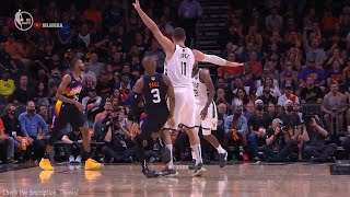 Brook Lopez out here doing his best Zaza impression & gets a flagrant 1