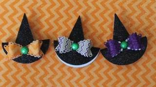 Witch Hat Clips Tutorial * Requested* :)