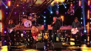 Repeat youtube video Blake Shelton and Shakira - Medicine - The Voice