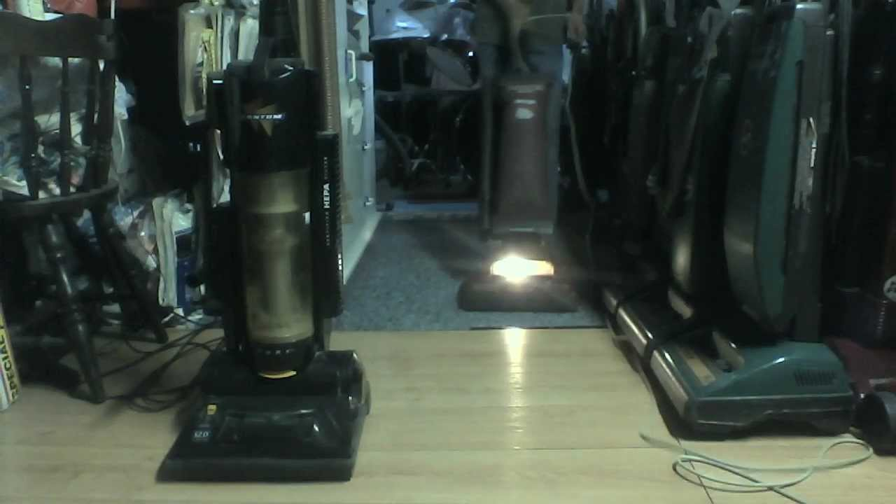Vacuum Request: Fantom Fury vs. Hoover Elite Soft n' Light - YouTube